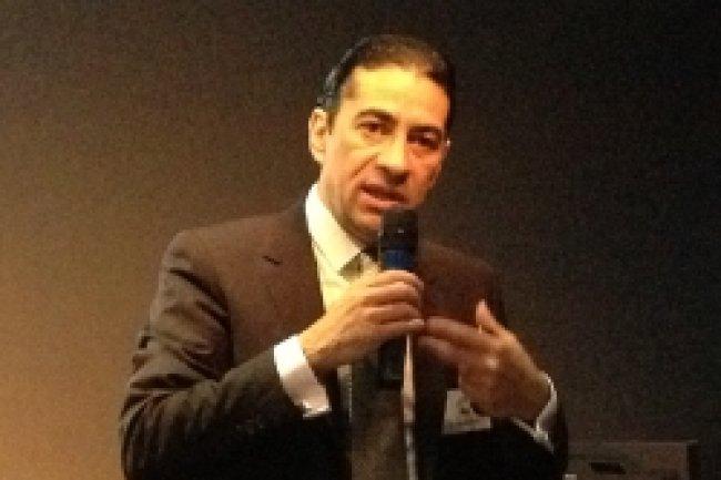 Geral Karsenti, PDG de HP France