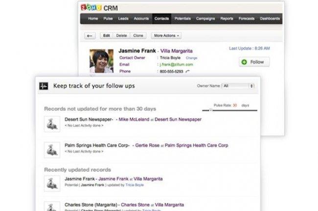 Zoho lance Pulse, un réseau social privé pour l'entreprise
