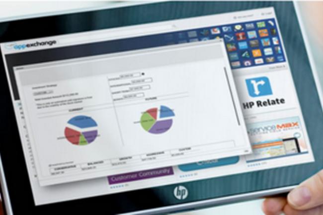 Avec Relate, HP propose de mieux g�rer les documents utilis�s avec le CRM de Salesforce