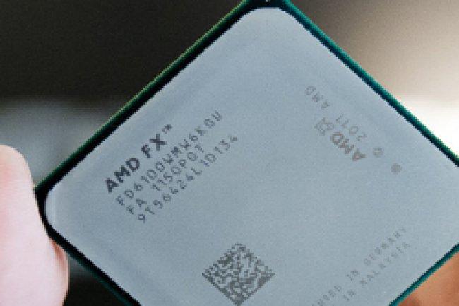 Une puce AMD franchit la barrière des 5 GHz