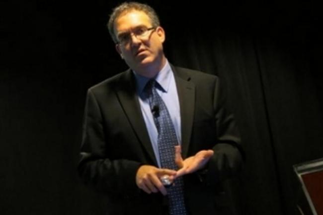 Saar Gillai, vice-président senior en charge de la convergence cloud chez HP. Crédit D.R.