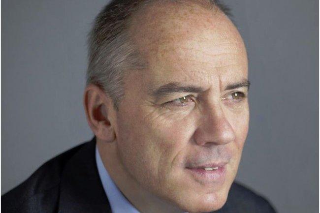 Mis en examen la semaine dernière, Stéphane Richard, PDG de France Télécom Orange, conserve son poste pour l'intant. (crédit : Orange)