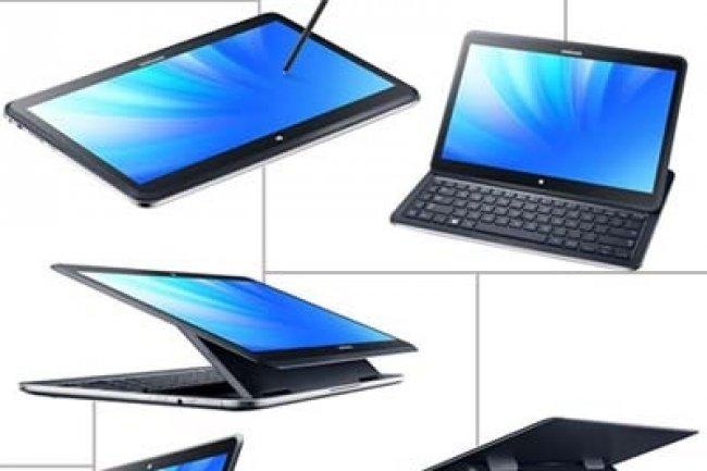 Samsung marie windows et android dans un pc hybride le monde informatique - Pack office tablette samsung ...