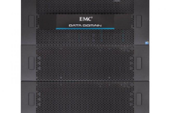 L'appliance Data Domain 7200 d'EMC Crédit Photo: D.R