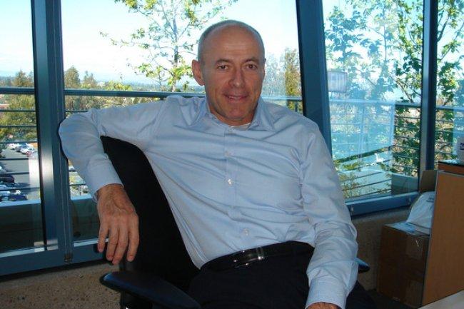 Ancien dirigeant de BO et de Symantec, John Schwarz  veut acc�l�rer la prise en main des outils de BI. Cr�dit D.R.