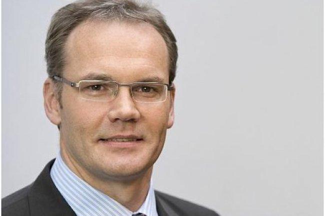 Stephan Ried, analyste du cabinet Forrester, commente les priorités des entreprises pour 2013 dans le domaine du logiciel. (crédit : D.R.)