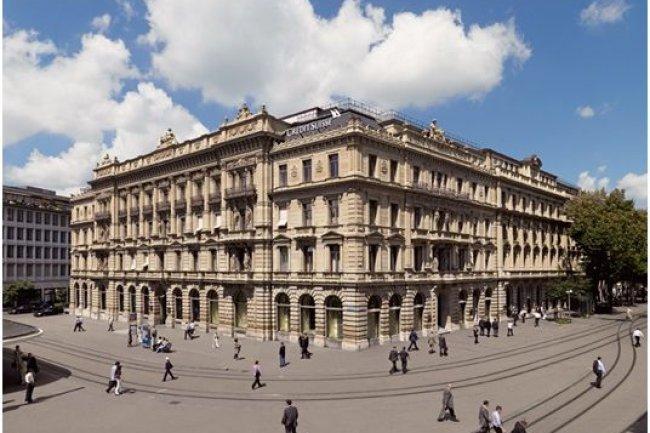 Le siège du Credit Suisse à Zurich. (crédit : D.R.)