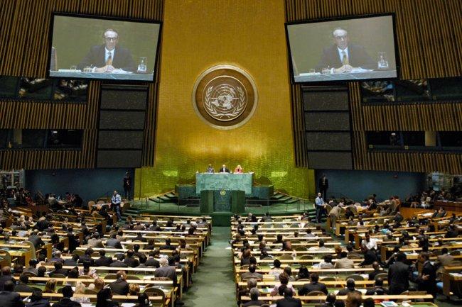 L'Assemblée Générale de l'ONU Crédit Photo: D.R