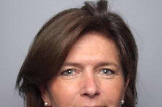 Carine Braun-Heneault, directrice générale de Red Hat France Crédit Photo : DR