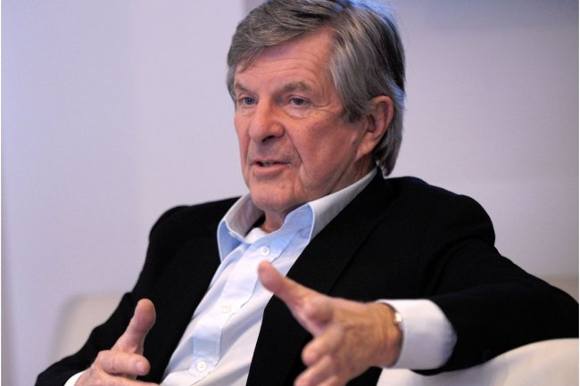 Apr�s le rachat de 51,9% d'Osiatis, Jean-Louis Bouchard, pr�sident d'Econocom, demeure le premier actionnaire du groupe qu'il a fond� avec 41,6% du capital. (cr�dit : D.R.)