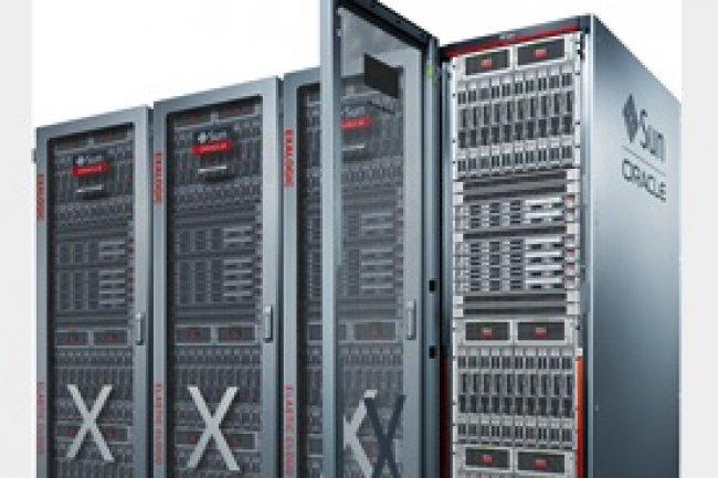 La feuille de route d'Oracle prévoit l'intégration de Nimbula Director aux serveurs Exalogic Elastic Cloud (ci-dessus).