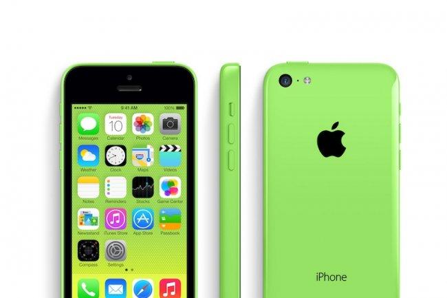Test Apple iPhone 5C : un simple iPhone 5 reconditionné ? (1e ...
