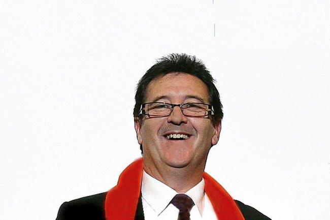 Olivier Bouderand, co-pr�sident du Cinov-IT