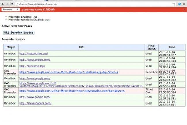 Des chercheurs de Google ont réfléchi aux façons d'accélérer la livraison de pages web. Crédit: D.R