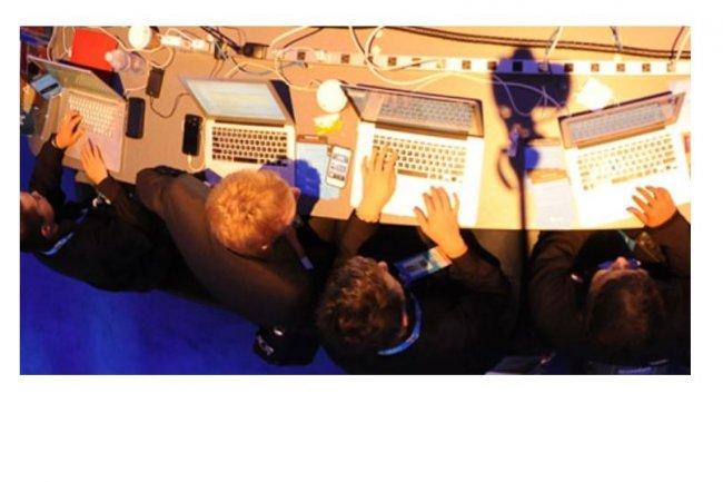 Le vainqueur du hackathon organisé par Salesforce.com empochera 1 milllion de dollars. Crédit: D.R