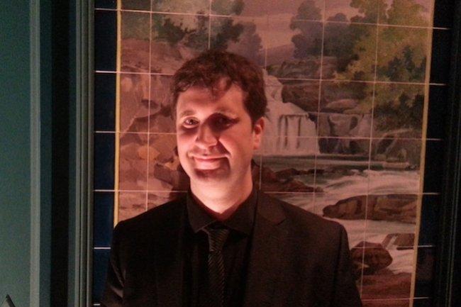 Stéphane Fournier, chef du département technique, infrastructures et sécurité d'Ubifrance