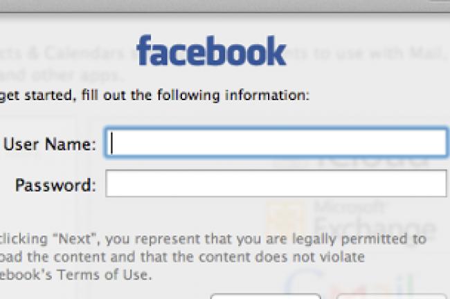 Facebook a demandé à certains abonnés de changer leur mot de passe similaire à celui utilisé sur les services Adobe. Crédit Photo: D.R
