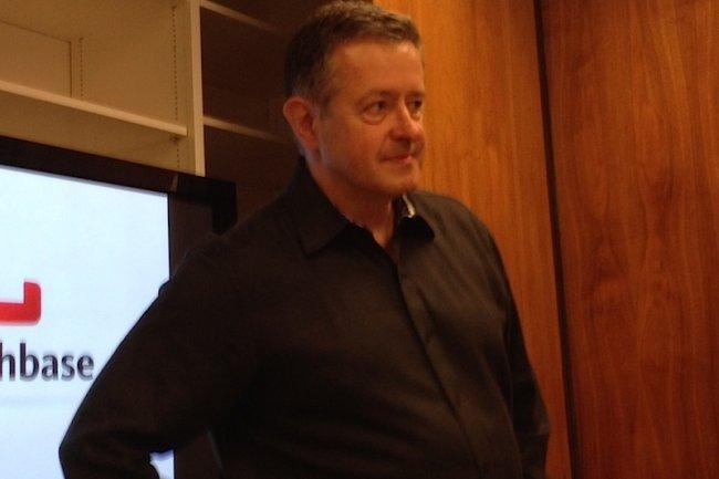 Après Alfresco et Storsimple, Ian Howells dirige les activités marketing de Couchbase. (Crédit : LMI)