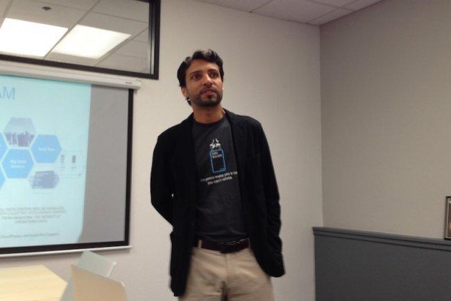 Ancien responsable de la R&D de VMware, Irfan Ahamad est aujourd'hui CTO de CloudPhysics.