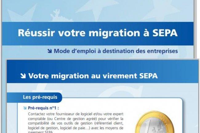 Le Gouvernement a ouvert un site pour aider les entreprises à migrer vers le système de paiement européen SEPA.