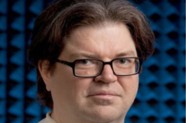 Yann Lecun a �t� nomm� � la t�te du laboratoire d'intelligence artificielle de Facebook. Cr�dit Photo: D.R