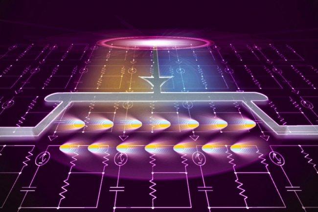 En fournissant près de 80 millions de dollars à l'Université du Maryland pour développer un ordinateur quantique capable de casser tous les codes de chiffrement, la NSA veut devenir un super Big Brother. Crédit D.R.