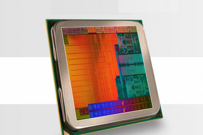 Combinant CPU et GPU dans le même coeur, les puces Kaveri affichent une puissance totale de 856 gigaflops en calcul. Crédit D.R.