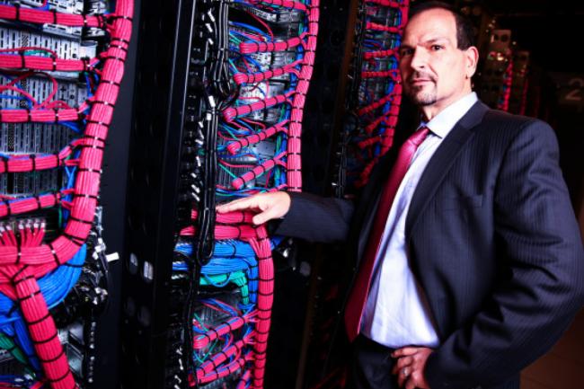 « Nous voulons que le monde comprenne que le cloud est un élément de transformation pour IBM », assure Lance Crosby, directeur d'IBM SoftLayer. Crédit photo IBM.