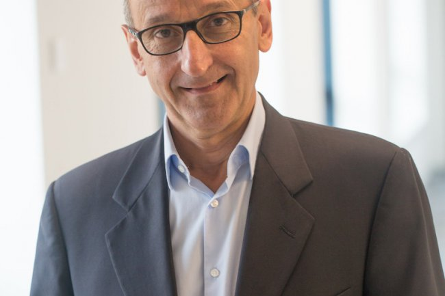 Après Compaq, HP et CA, Patrick Starck a porté la première phase du projet Cloudwatt. Crédit photo Olivier Ezratty