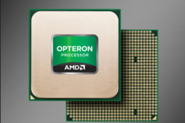 En baissant la vitesse d'horloge de ses Opteron, AMD a réduit de 15 à 30 % leur consommation d'énergie.