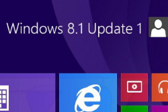 La première mise à jour de Windows 8.1 est attendue dans les prochains mois. Crédit Photo: D.R
