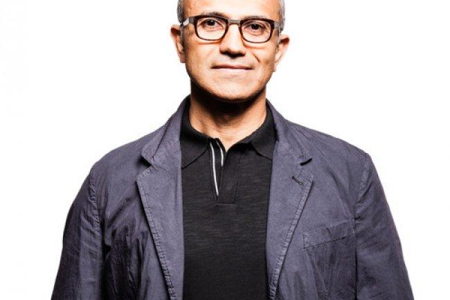 Agé de 44 ans, Satya Nadella est annoncé par Bloomberg comme le prochain CEO de Microsoft.