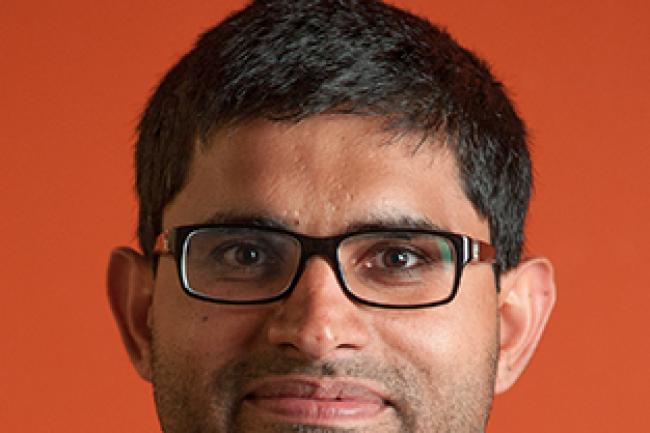 Ancien cofondateur de Nutanix, Ajeet Singh développe aujourd'hui une appliance de BI supportant le langage naturel. Crédit D.R.