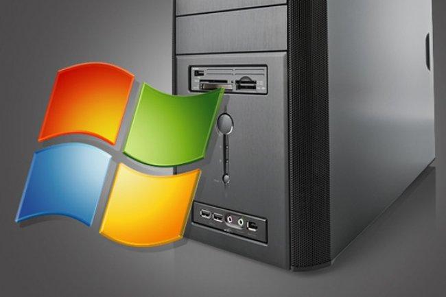 Windows 7 ne disparait pas encore des rayons, mais il ne sera livré qu'avec les PC pro.
