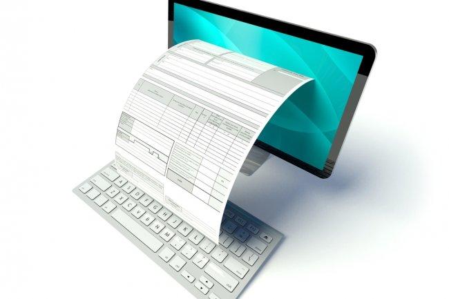 Le rendement optimal pour une solution de dématérialisation est obtenu à partir de 20 000 factures par an. Crédit D.R.