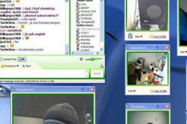 Des millions de webcams d'utilisateurs de Yahoo Messenger ont été espionnées par la NSA et le GHCQ. Crédit Photo: D.R