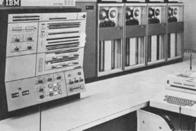 Le System/360 d'IBM fête ses 50 ans. Crédit Photo: IBM