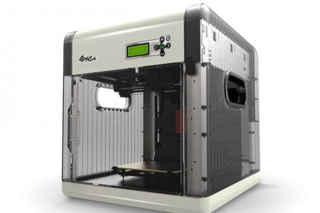 Vendu moins de 500 $ HT, l'imprimante 3D da Vinci de XYZSystems est encore très basique.