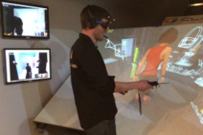 La 16ème édition de Laval Virtual a mixé technologies virtuelles et usages professionnelles. Crédit Photo: D.R