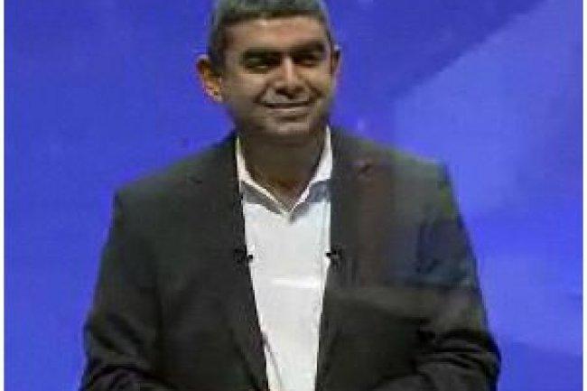 Le CTO de SAP, Vishal Sikka, qui supervisait l'ensemble des développements et en particulier la base en mémoire HANA, quitte la société. (crédit : D.R.)