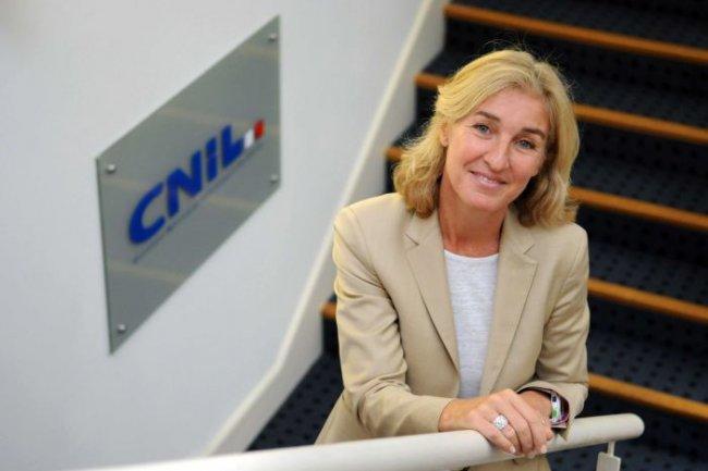 Isabelle Falque-Pierrotin, présidente de la Cnil, s'inquiéte de la montée en puissance des systèmes de surveillance électronique. Crédit D.R.