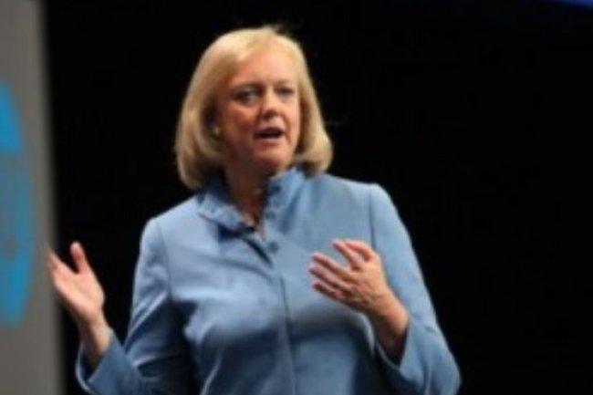 Meg Whitman. CEO de HP a décidé de renforcer son processus de restructuration lancé il y a deux ans. Crédit : D.R