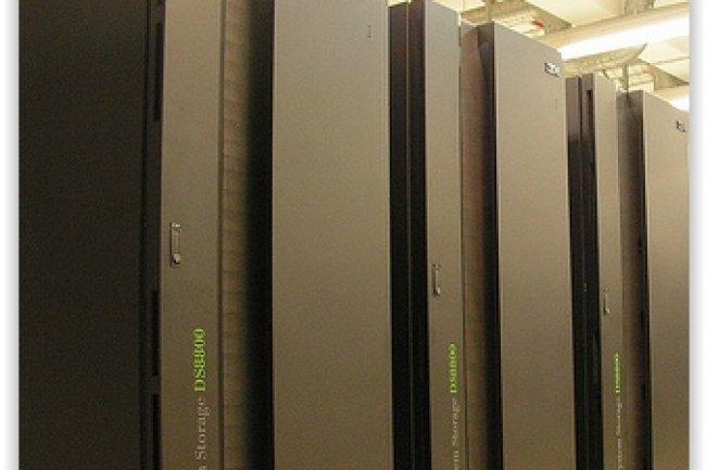 IBM souhaite concentrer son activité dans le stockage en mettant le paquet dans le Software Defined Storage. (crédit : D.R.)