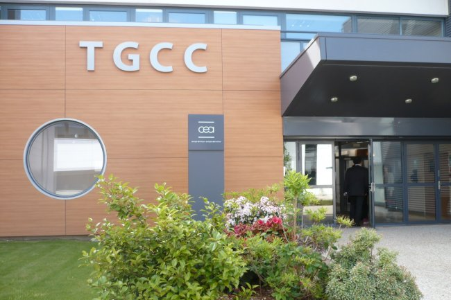 Sur la technopôle Teratec, les industriels peuvent accéder aux ressources du supercalculateur Airain du TGCC, d'une puissance de 420 teraflops, et à l'expertise en simulation numérique des équipes du CEA. (photo : LMI)