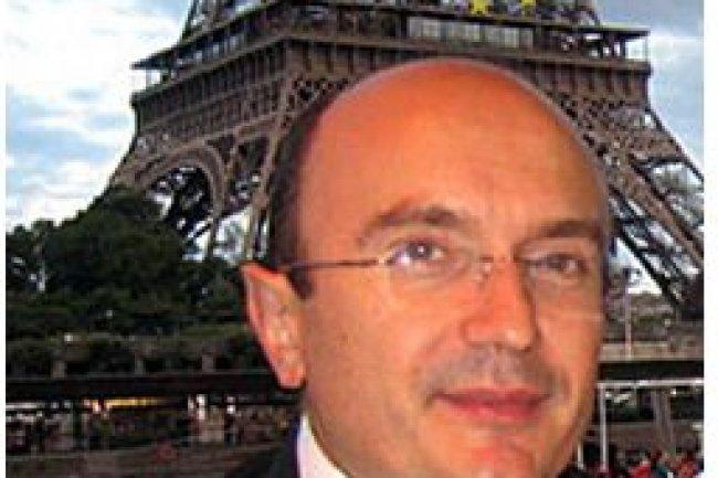 L'éditeur ITN, créé par François Petit (ci-dessus) en 1985, vient d'être acquis par GFI Informatique. (crédit : D.R.)