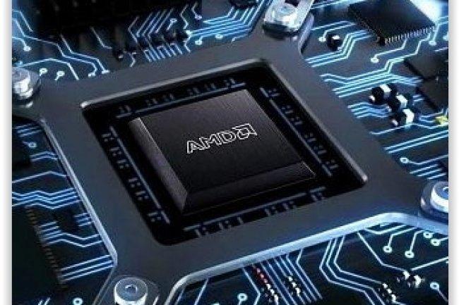 AMD mise sur des améliorations logicielles pour augmenter l'efficacité des CPU et GPU. (crédit : AMD)