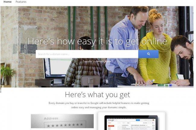 Google teste un service denregistrement de noms de domaine le