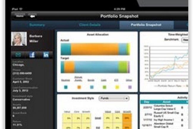MicroStrategy espère séduire les entreprises avec ses dernières apps BI en location à l'heure sur AWS. (crédit : D.R.)