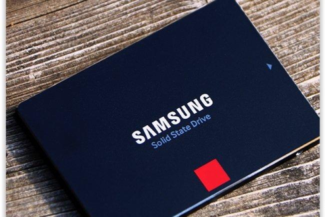 Samsung travaille depuis de nombreuses années sur la technologie de mémoire Flash 3D. (crédit : D.R.)