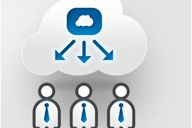 NumSync de Numvision permet de synchroniser entre plusieurs utilisateurs des fichiers accessibles dans le cloud.